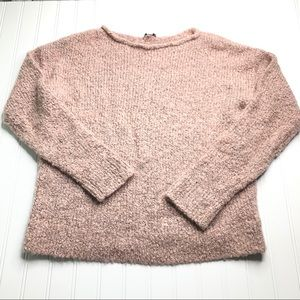 Gap Women's Soft Sweater Pullover Pink size M